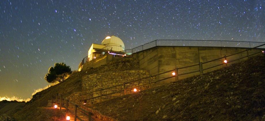 Observatoire astronomique de Castelltallat